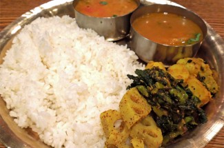 nepal lunch